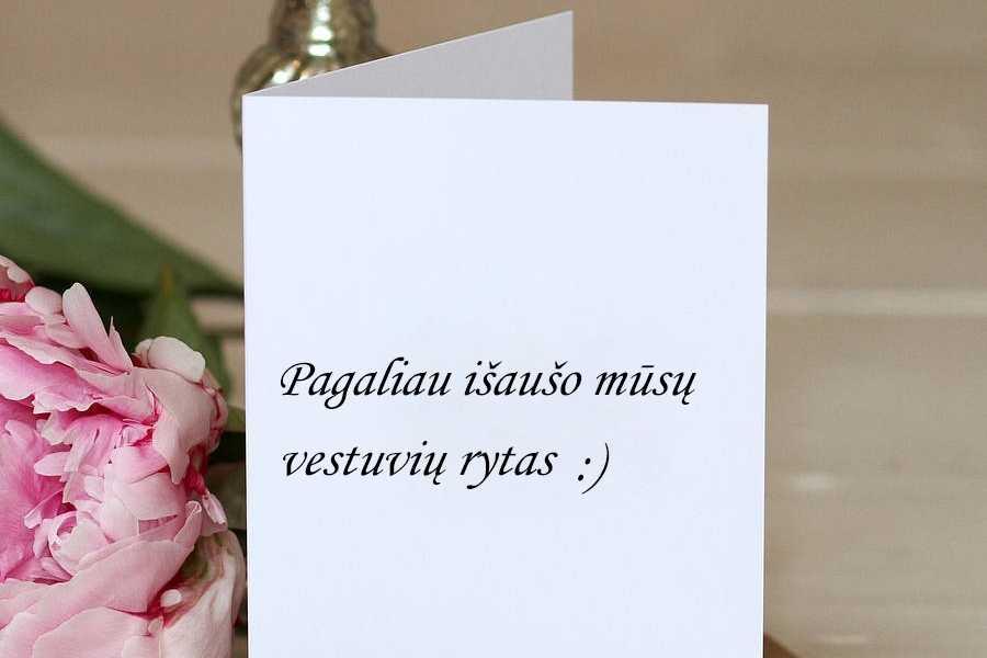 Vestuvių rytas - www.vestuviupadejejas.lt