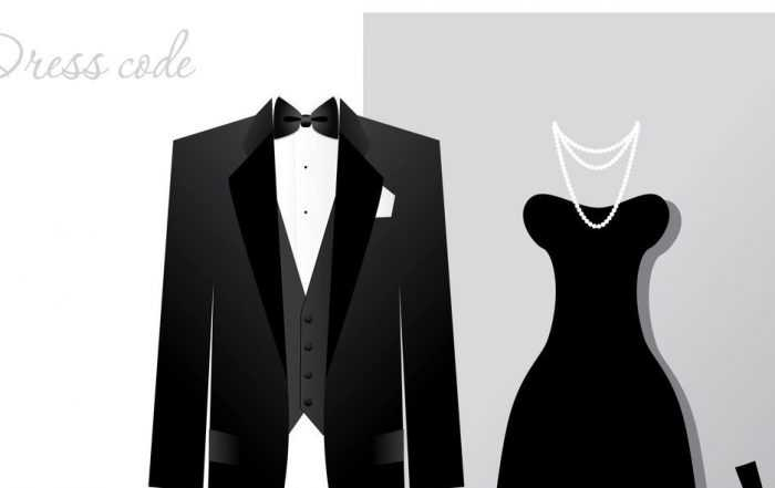Aprangos kodas vestuvėse