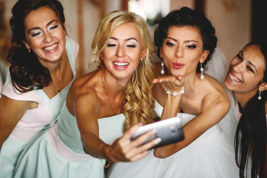 telefonas vestuvėse