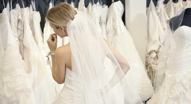 Suknelės matavimosi mokestis