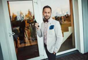 Tomas Grigaitis - vestuviupadejejas.lt