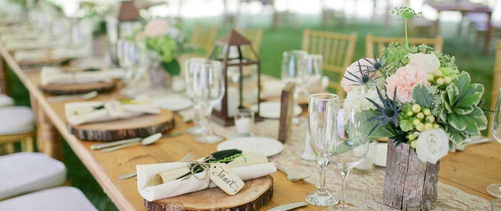 vestuvės kaimo turizmo sodyboje- rustic stilius